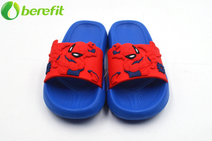 New Marvel Spider-man Pool Slider Sandals for Toddler Boy
