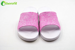 Lady Pink Simple Style EVA Home Slipper