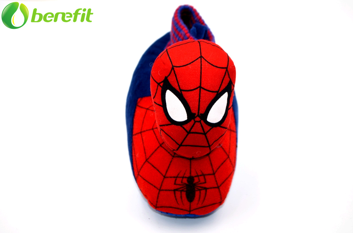 Spider Man Boys Toddler Kids Toy Shoes House Indoor Slipper