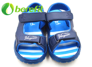 Kids Sandals of Comfortable Style and Easy Sandals in PU Upper