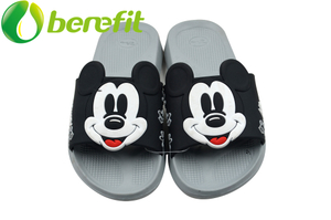 Mickey Women's Slide Sandals for Walking