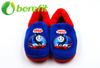Kids Ankle Winter Boots with Cotton Upper And Double Color TPR Sole